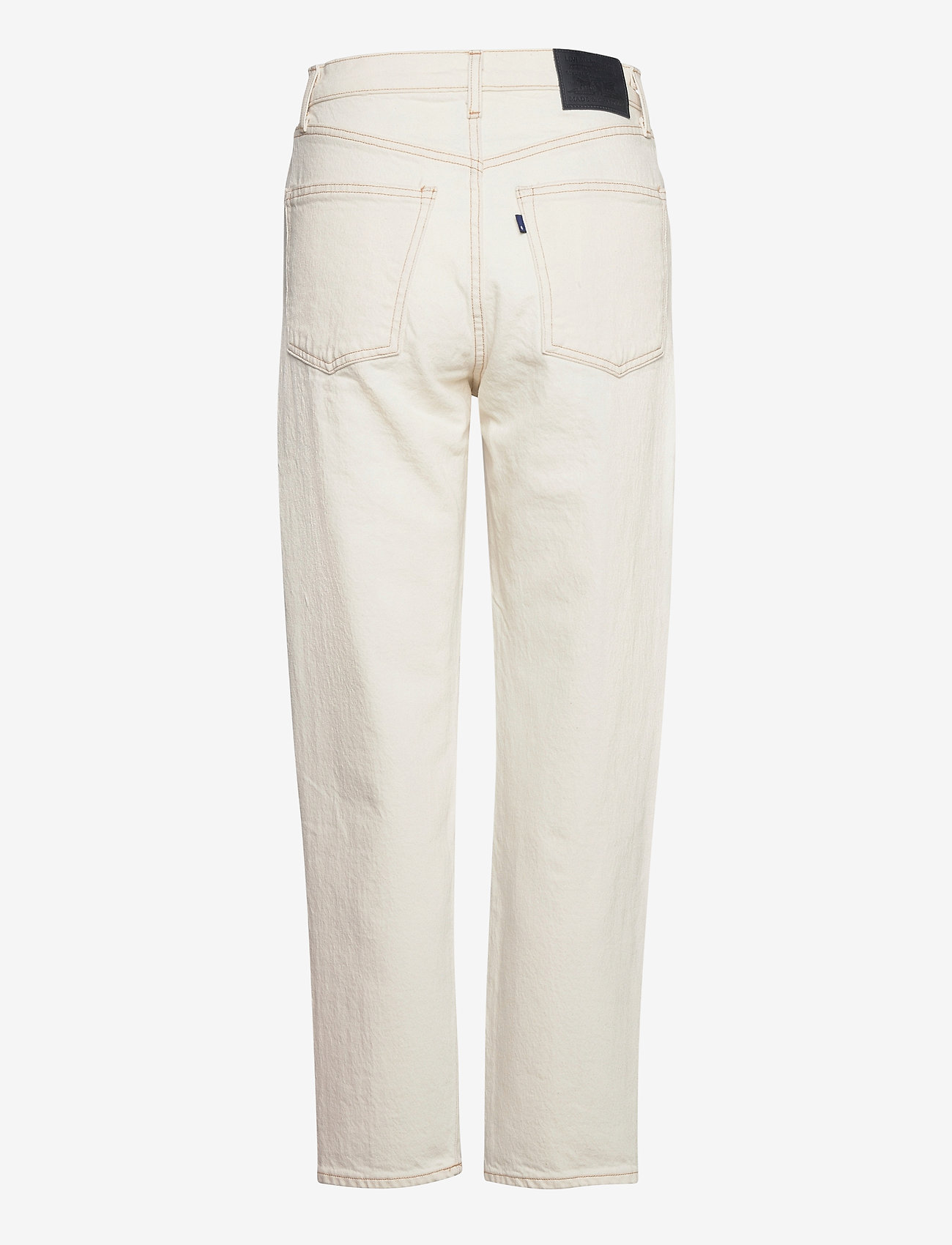 Levi's Made & Crafted - LMC THE COLUMN LMC TRACKS - straight jeans - neutrals - 1