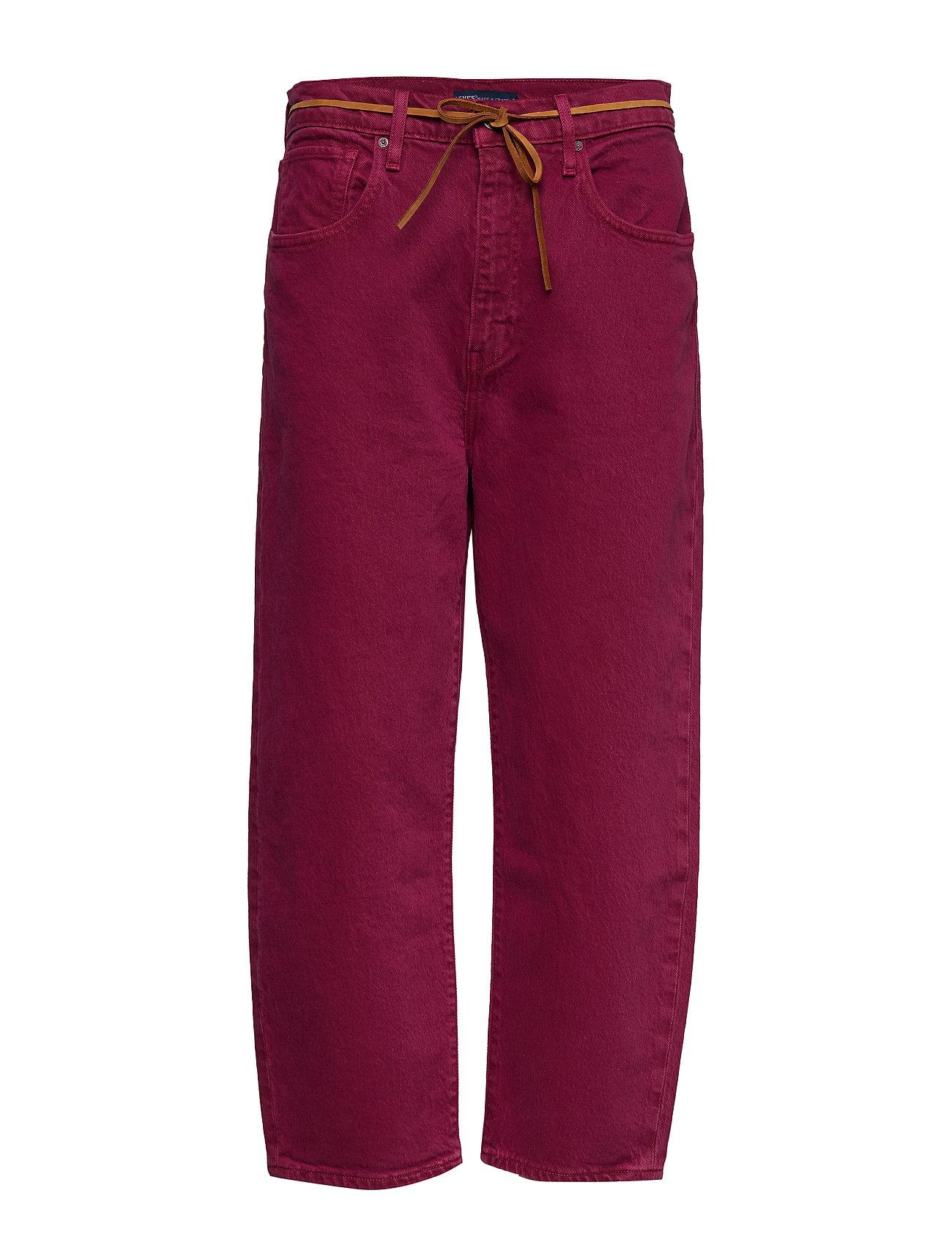 Levi's Made & Crafted LMC BARREL LMC SENORITA PINK - REDS