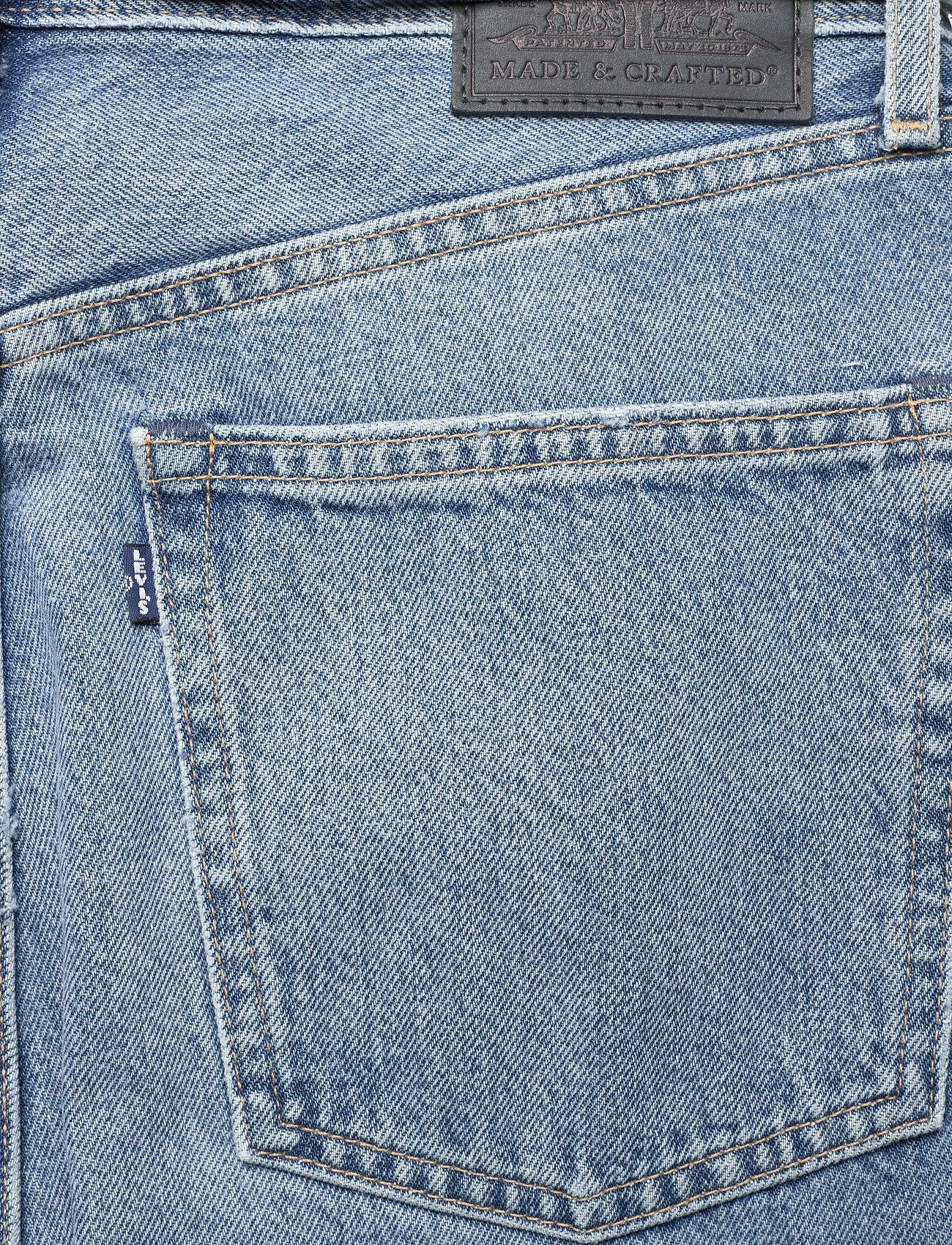 Levi's Made & Crafted - LMC BARREL LMC PALM BLUES - straight regular - med indigo - flat finish - 5