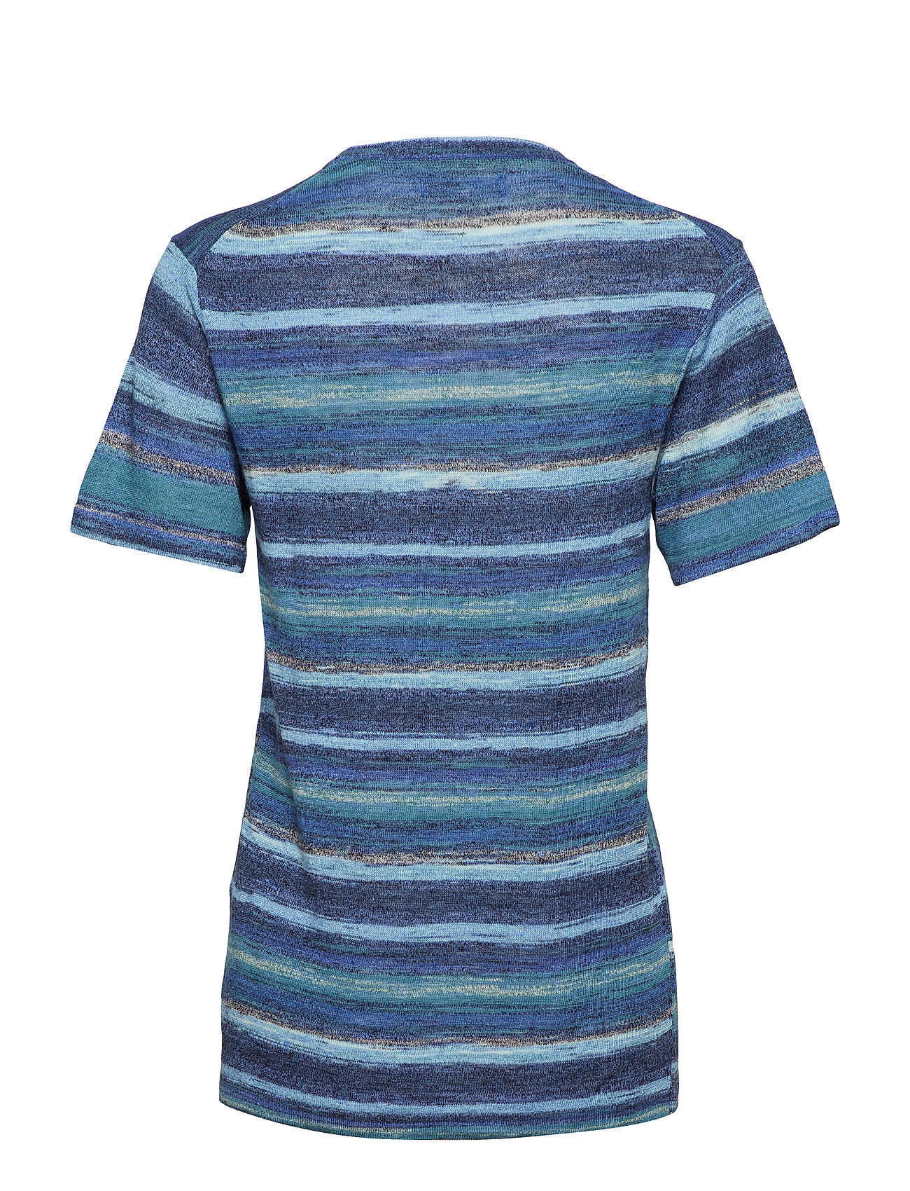Levi's Made & Crafted    LMC BOY TEE LMC BLUE MIRAGE BL  - T-Shirts & Tops    BLUES