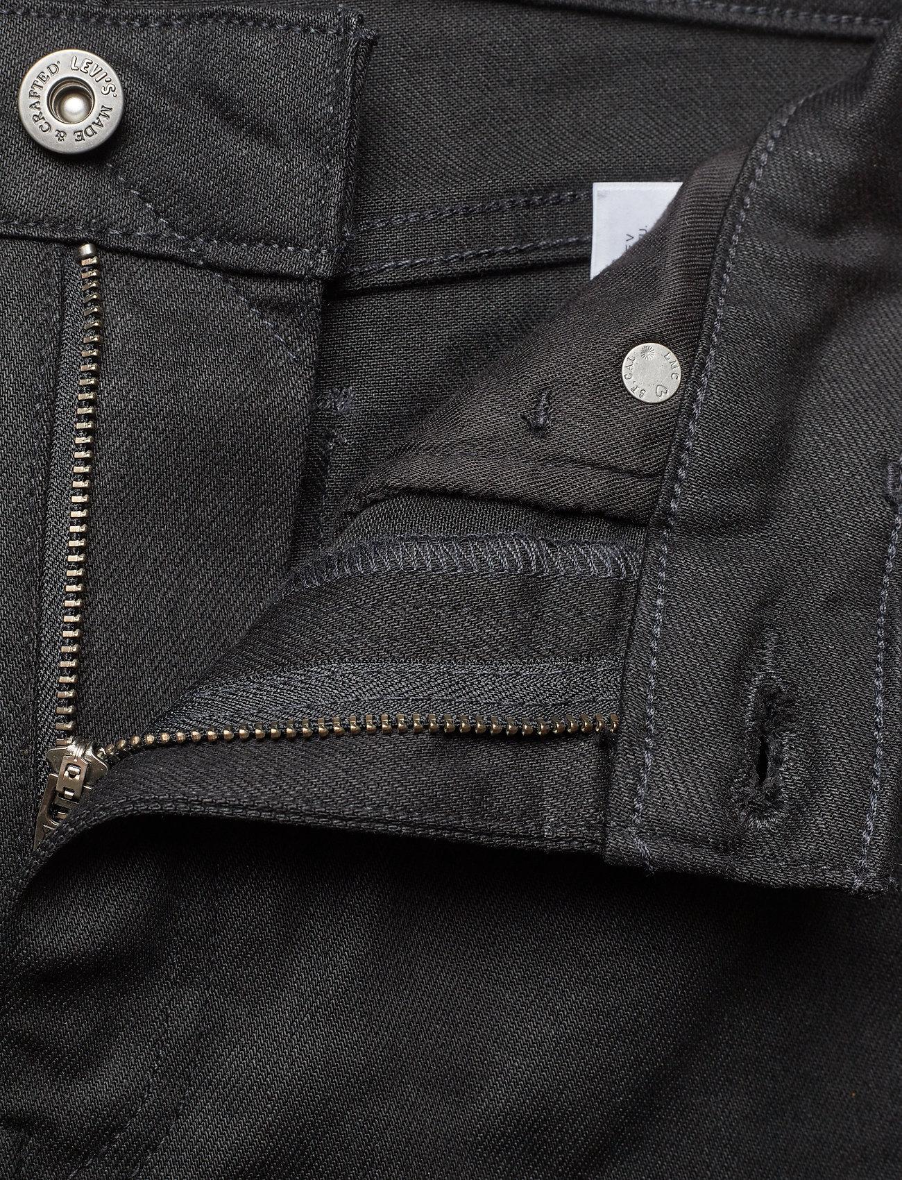Levi's Made & Crafted - LMC 721 LMC STAY BLACK - skinny jeans - blacks - 3