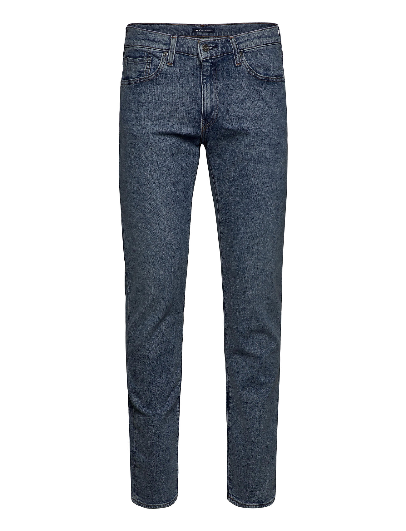 Image of Lmc 511 Lmc Alpine Blue Slim Jeans Blå Levi's Made & Crafted (3440542583)