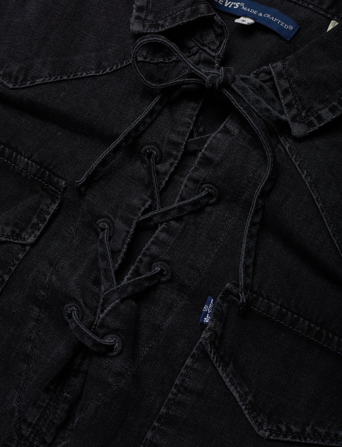 Lace Crafted BlacblacksLevi's Madeamp; Lmc Denim Up Top hdCxrBsQt