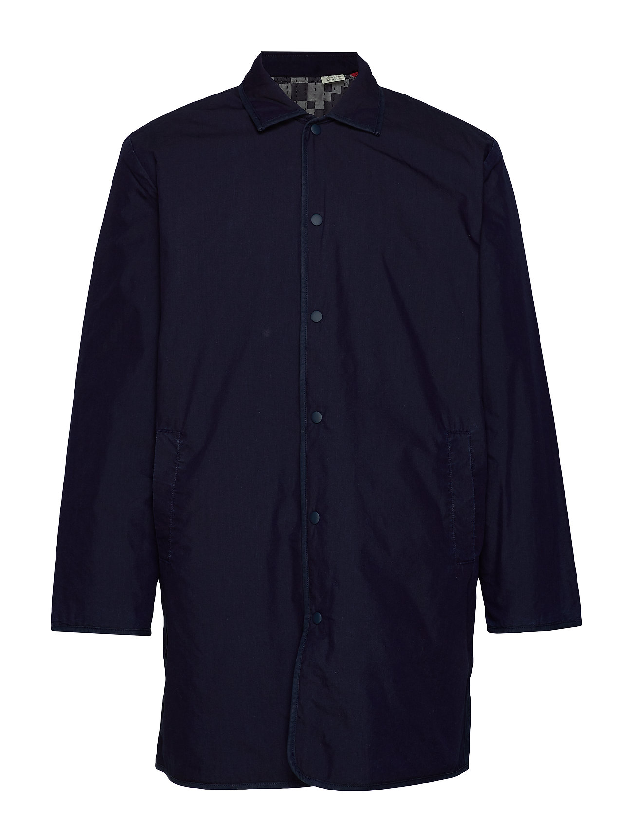 Levi's Made & Crafted LMC DROVERS COAT LMC AMBUSH IN - BLUES
