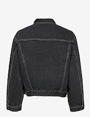 Levi's Made & Crafted - LMC BOXY TYPE II TRUCKER LMC L - jeansjacken - blacks - 1
