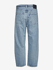 Levi's Made & Crafted - LMC BARREL LMC LEGEND - boyfriend jeans - med indigo - worn in - 1