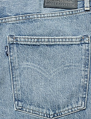Levi's Made & Crafted - LMC BARREL LMC LEGEND - boyfriend jeans - med indigo - worn in - 4