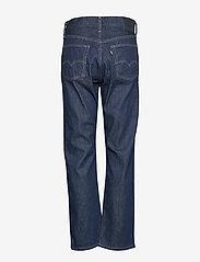 Levi's Made & Crafted - 501 CROP LMC RAW INDIGO - straight jeans - dark indigo - flat finish - 1