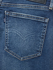 Levi's Made & Crafted - LMC 721 LMC WEST COAST BLUE - skinny farkut - med indigo - worn in - 4