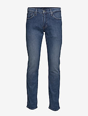 Levi's Made & Crafted - LMC 511 LMC DIEGO - slim jeans - med indigo - worn in - 0