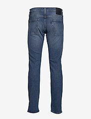 Levi's Made & Crafted - LMC 511 LMC DIEGO - slim jeans - med indigo - worn in - 1