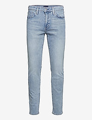 Levi's Made & Crafted - LMC 511 LMC HORIZONS - slim jeans - light indigo - worn in - 0