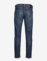 Levi's Made & Crafted - LMC 502 LMC MATSU CLEAN MIJ - slim jeans - med indigo - worn in - 1