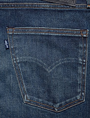 Levi's Made & Crafted - LMC 502 LMC MATSU CLEAN MIJ - slim jeans - med indigo - worn in - 4