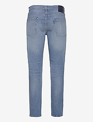 Levi's Made & Crafted - LMC 502 LMC LEWARD - regular jeans - med indigo - worn in - 1
