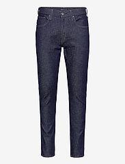 Levi's Made & Crafted - LMC 512 LMC INDIGO RESIN 1 - regular jeans - dark indigo - flat finish - 0