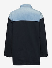 Levi's Made & Crafted - LMC TRUCKER CHORE COAT LMC COW - pitkähihaiset paidat - multi-color - 1