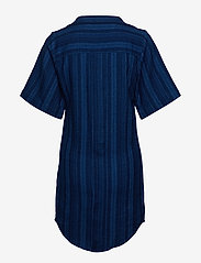 Levi's Made & Crafted - LMC FRIDA DRESS LMC INKY PONCH - tunikat - blues - 1