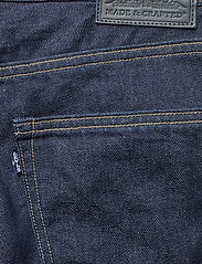 Levi's Made & Crafted - LMC RANCHER WIDE LEG LMC FRESH - szerokie dżinsy - dark indigo - flat finish - 4