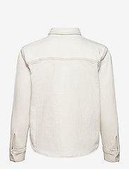 Levi's Made & Crafted - LMC SHRUNKEN DNM SHIRT 2 LMC E - jeansblouses - neutrals - 1