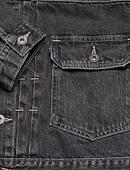 Levi's Made & Crafted - LMC BOXY TYPE II TRUCKER LMC L - jeansjacken - blacks - 3