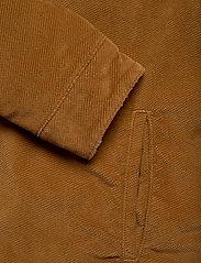 Levi's Made & Crafted - LMC QUILTED ZIP JACKET LMC DAR - denim jackets - neutrals - 4