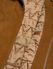Levi's Made & Crafted - LMC QUILTED ZIP JACKET LMC DAR - denim jackets - neutrals - 6