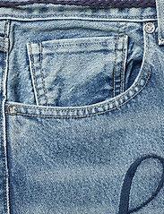 Levi's Made & Crafted - LMC BARREL LMC LEGEND - dżinsy chłopaka - med indigo - worn in - 2