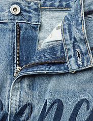 Levi's Made & Crafted - LMC BARREL LMC LEGEND - boyfriend jeans - med indigo - worn in - 3