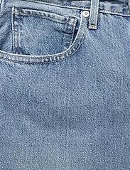 Levi's Made & Crafted - LMC BARREL LMC PALM BLUES - straight jeans - med indigo - flat finish - 2