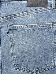 Levi's Made & Crafted - LMC BARREL LMC PALM BLUES - straight jeans - med indigo - flat finish - 5