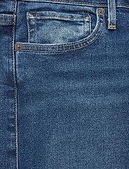 Levi's Made & Crafted - LMC 721 LMC WEST COAST BLUE - skinny farkut - med indigo - worn in - 2