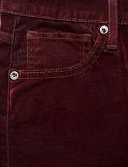 Levi's Made & Crafted - LMC 721 LMC VELVET ROPES - pantalons slim - reds - 2