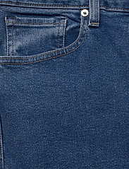Levi's Made & Crafted - LMC 721 LMC BLUE POOL - skinny farkut - med indigo - flat finish - 2