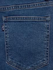 Levi's Made & Crafted - LMC 721 LMC BLUE POOL - skinny farkut - med indigo - flat finish - 4