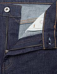 Levi's Made & Crafted - LMC 512 LMC INDIGO RESIN 1 - regular jeans - dark indigo - flat finish - 3