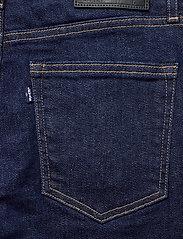 Levi's Made & Crafted - LMC 721 S LMC SKI SOFT RINSE - skinny jeans - dark indigo - flat finish - 4