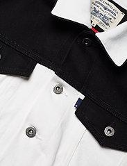 Levi's Made & Crafted - LMC BOXY TYPE III LMC KREMLIN - vestes en jean - multi-color - 2