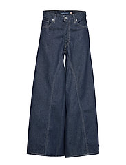 Lmc Rancher Wide Leg Lmc Fresh Vida Jeans Blå LEVI'S MADE & CRAFTED