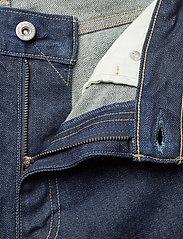 Levi's Made & Crafted - LMC RANCHER WIDE LEG LMC FRESH - szerokie dżinsy - dark indigo - flat finish - 3