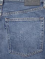 Levi's Made & Crafted - LMC THE COLUMN LMC SAPPHIRE - mom jeans - blacks - 4