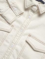 Levi's Made & Crafted - LMC SHRUNKEN DNM SHIRT 2 LMC E - jeansblouses - neutrals - 2