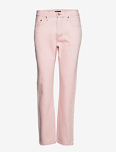 501 JEANS FOR WOMEN LMC DESERT - straight jeans - reds