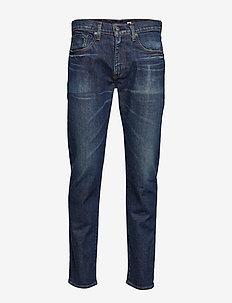 LMC 502 LMC MATSU CLEAN MIJ - slim jeans - med indigo - worn in