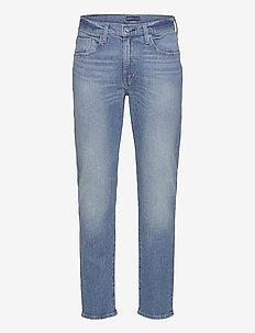 LMC 502 LMC LEWARD - regular jeans - med indigo - worn in