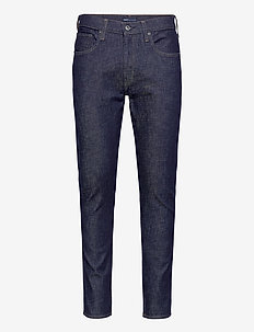 LMC 512 LMC INDIGO RESIN 1 - regular jeans - dark indigo - flat finish