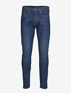 LMC 512 LMC BUCHANAN - slim jeans - dark indigo - worn in