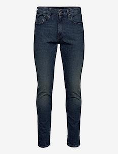 LMC 512 LMC CONROE - skinny jeans - med indigo - worn in