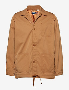 LMC MODERN CHORE COAT LMC TOBA - coupe-vent - yellows/oranges