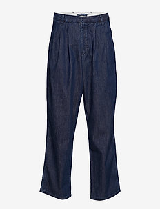LMC BAGGY TROUSER LMC CASCADE - relaxed jeans - blues